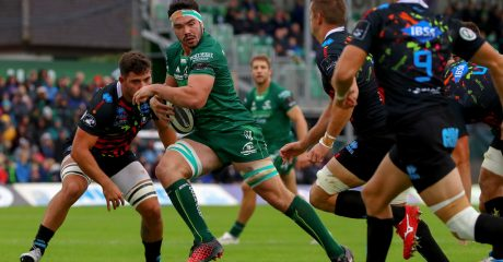 Two Boyle tries help Connacht to bonus point victory over Zebre