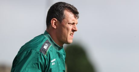 Robin Copeland among starters for Connacht Eagles in Celtic Cup clash with Dragons