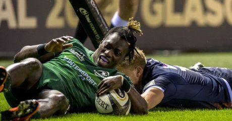 Connacht come away with a losing bonus point in Edinburgh after second half fightback