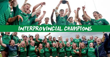 VICTORIOUS CONNACHT U18S TO BE RECOGNISED IN THE MONTH OF CHAMPIONS