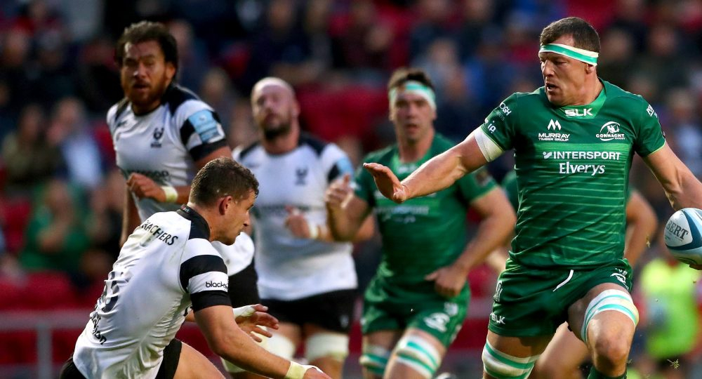 Connacht Rugby | Copeland Set For Debut As Connacht Take On