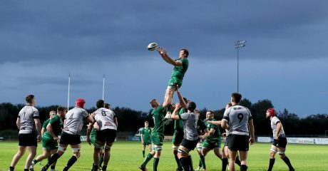 Connacht Eagles team named for Scarlets A clash
