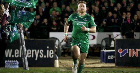Finlay Bealham the latest Connacht player to sign contract extension