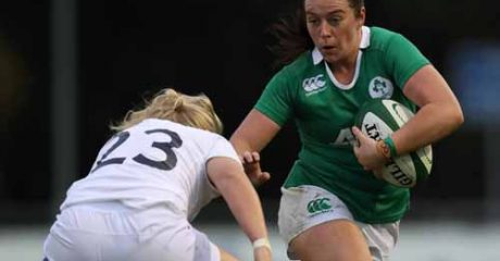 Five Connacht players in Ireland Women's squad for Six Nations warm-up