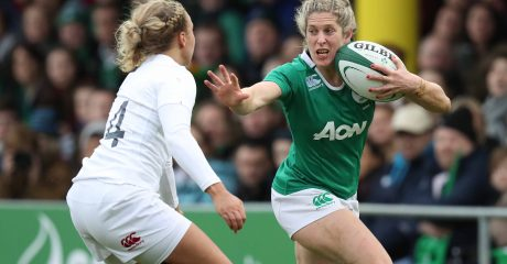 Five Connacht players in Ireland Women's squad for English Six Nations tie