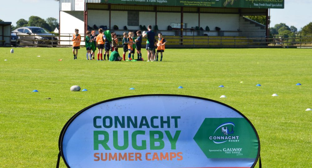 Connacht Rugby Community | Connacht Rugby Partner Up With
