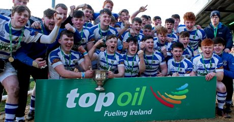 2019 Top Oil Connacht Senior & Junior Schools Cup semi-finals confirmed