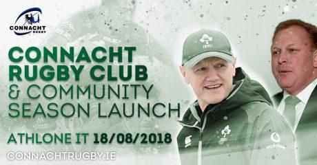 2018/19 Club & Community Season Launch