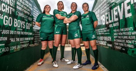 Connacht Women's Squad for 2018 Inter-Pro Series Announced