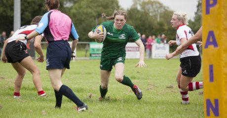 MATCH REPORT | Connacht U18 Girls snatch late win in Interpro opener