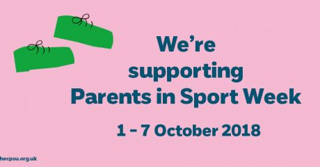 Parents in Sport Week 2018 to begin on Monday