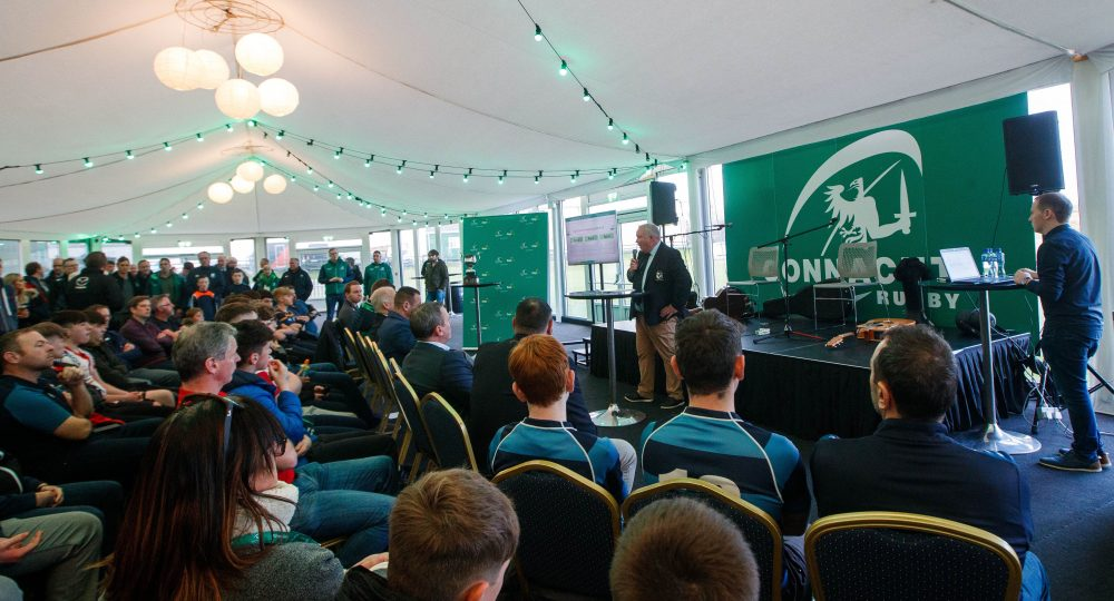 Connacht Rugby Community | Draw Takes Place For 2018/19 Top