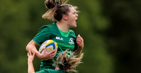 Beibhinn Parsons named in Connacht Womens team for interpro semi-final