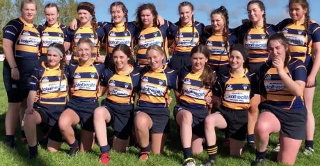WATCH: The growth of Womens Rugby in Ballinasloe RFC