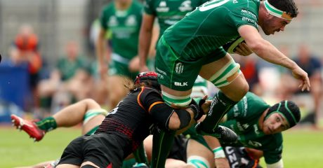 Connacht secure bonus point win in first leg of South African tour