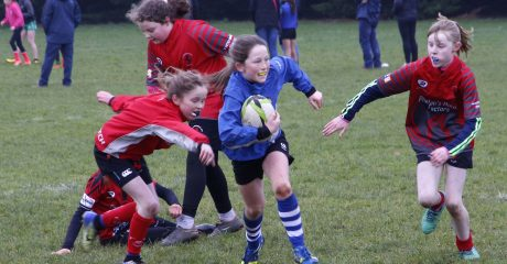 PICS: Girls Mini Blitz takes place at Corinthians RFC