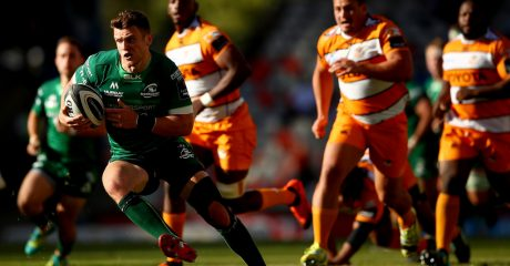 Connacht seal third straight win with victory away to Toyota Cheetahs