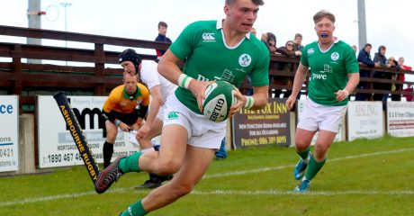 Three Connacht players named in Ireland Under 19 squad for Aussie clash