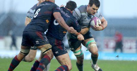 Connacht weather Perpignan challenge to claim vital win