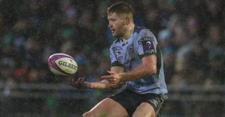 Academy players Fitzgerald, Joyce & Burke named in Connacht squad for Perpignan clash