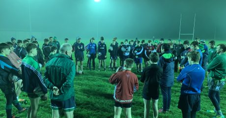 WATCH: ProZone: Kicking comes to Tuam RFC