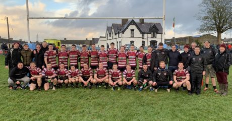 Clinical Creggs crowned Cawley Cup champions for the first time