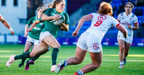 Six Connacht players named in Ireland Women's Squad for Six Nations