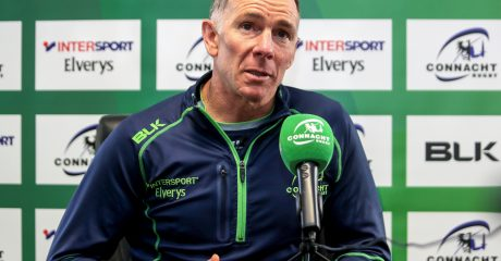 WATCH: Andy Friend discusses Saturday's visit to Leinster