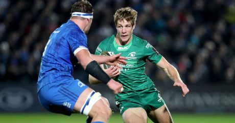 Late comeback denies Connacht historic win in Dublin