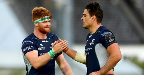 Roux and O'Brien return to Connacht starting team to face Ulster