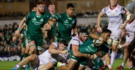 Connacht complete Ulster interpro double with battling win