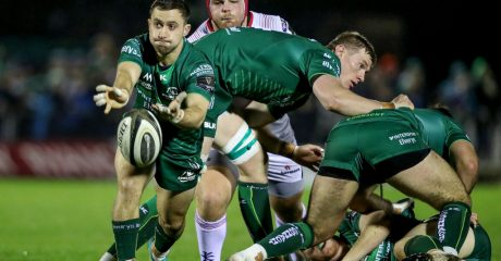 HIGHLIGHTS: Connacht 21-12 Ulster