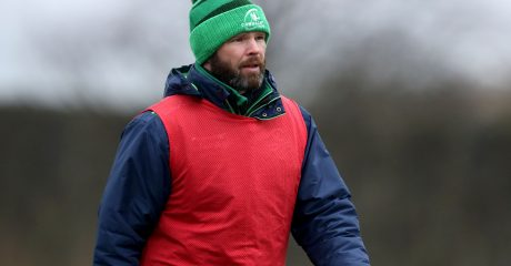 WATCH: Pete Wilkins previews Saturday's crucial interpro with Munster