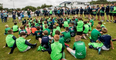 Connacht Pro Team squad to visit Gort RFC for National School blitz