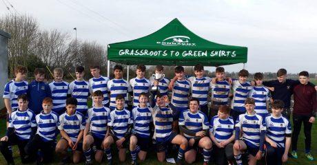 WATCH: Connacht Schools Senior/Junior League Final Highlights