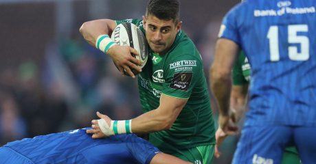 O'Halloran back from injury to take his place for Connacht's clash with Sale