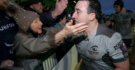 GALLERY: Connacht 20-18 Sale Sharks