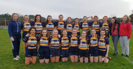 WOMEN'S CLUB OF THE WEEK: BALLINASLOE RFC