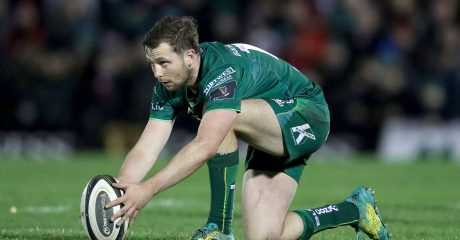 Carty, Blade and Farrell earn call-up to Ireland squad for Six Nations