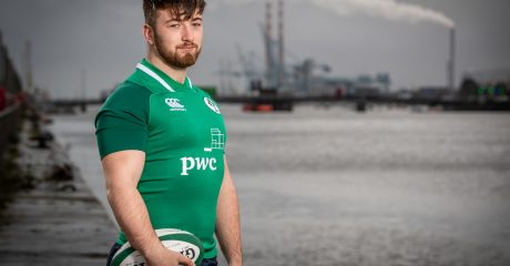 Four Connacht players named on Irish U20 squad for Six Nations