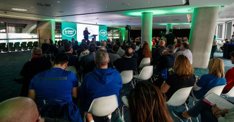 WATCH: First ever Spirit of Rugby conference takes place at Aviva Stadium