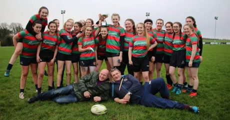 Success for Ballinasloe, Ballina, Tuam/Oughterard and Galwegians in Girls Youth Rugby fixtures
