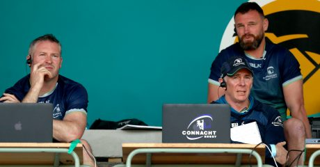 Head Coach Andy Friend confirms Connacht coaching team for next two seasons