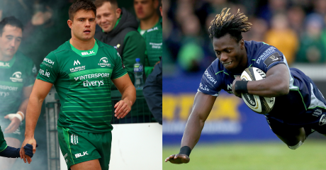 Heffernan and Adeolokun extend contracts with Connacht Rugby