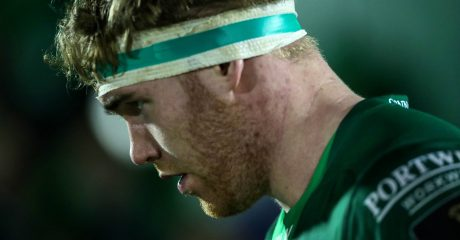 Gallagher in for first start of the season as Connacht take on Conference rivals Cardiff