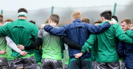 GALLERY: Connacht return to training ahead of Cheetahs visit