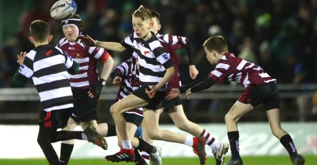 GALLERY: Half-Time Minis Rugby @ Connacht v Cheetahs