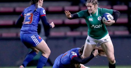 4 Connacht players in Ireland Womens XV for Italian Six Nations clash