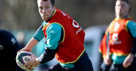 Jack Carty among four Connacht players in Ireland squad to face Italy