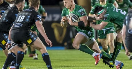 Glasgow secure bonus point win at the expense of Connacht